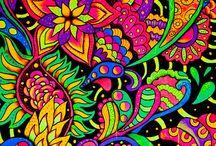 art - zentangle / by Robyn Sherer