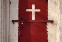 Cruces y crucificados ✝ / by N a c h o B a r c i a