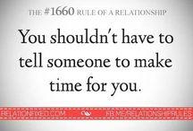 relationship rules / by Faryn Woerne