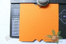 envelope punch board / by Pamela Selinski