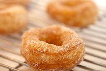 Homemade Donut Recipes / by Beanilla