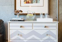Decorating the home / by Chelsea Sells