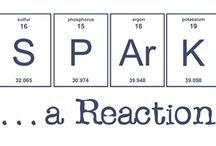 2014 Teen Summer Reading: Spark a Reaction! / by Middletown Township Public Library