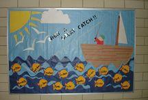 Bulletin Boards / by Michelle Ayala