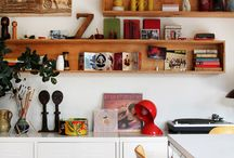 collections + display / by monkivintage