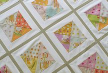 Quilting / by Vicki Tayloe