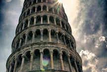 Architectural Wonders / Some amazing designs from famous landmarks, to innovative spaces, to your home. / by Bellacor.com