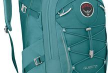 An Osprey a day - seven of the newest Osprey packs / In 1974 Osprey was formed out of the desire to design and build innovative backpacks to the highest standards.  40 years later and they're still succeeding, as can be seen with their new pack range.  Here are seven of the best… / by Ellis Brigham Mountain Sports