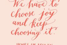 Quotes we love / by Mei Li Paperie