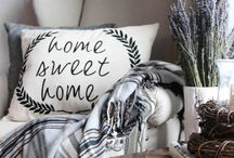 HOME DECOR / Beautiful Home Decor I LOVE / by Making Home Base {Chelsea Coulston}