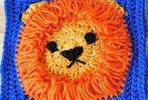 Crochet/Granny Squares, Ripple, Circles, Motifs / by Cheryl Mook