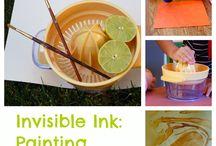 Creative Ideas / by San Francisco Children's Art Center