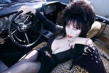 Elvira, Mistress of the Dark / by Tasha Caswell Thurnall