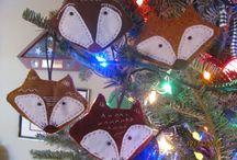 Christmas Season / by ScarletFury and RageVogueVintage