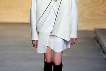 FALL 2012 - WHITES / by Nina Garcia