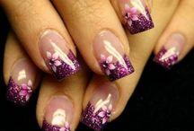 Pretty gel nails / Nails / by Rebecca