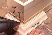 Joinery Details / All sorts of joinery connections and details / by Peter Wright