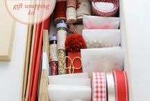Christmas - Gifts and Wrapping / by Kerina Edwards