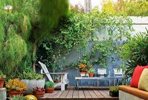 Outdoor space / by Veronica Barrio