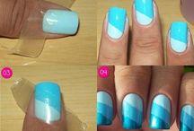 Nails / Designs / by Tricia Brannon