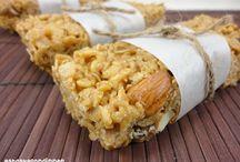 snacks / by Martina Johnson