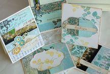 card ideas / by Chrissy Robbins Gavin