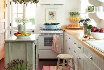 Kitchens... / by Annette Simpson