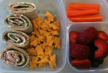 School lunch / by Sarah LaTarte