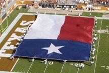 Texas Longhorns / Hook 'em Horns!! / by Manny Escobedo