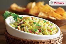 Vitamix Recipes / by Andrew Villa