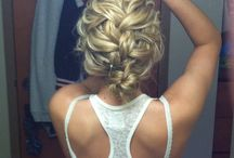 Hair  / by Kaitlyn Gries