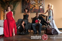 Winter Collection Photo Shoot / Couture 360 Winter Collection ~ Hair, Wardrobe and Makeup customized by Couture 360 Staff.  Professional Photography by Ablan Gallery  / by Couture 360