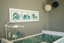 Nursery / by Courtney Trudeau