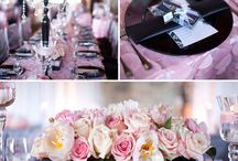 Wedding Theme: Paris / For a wedding inspired by the city of lights by Henri Daussi.  / by Henri Daussi