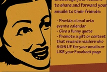 Art Marketing Tips / by Artisan Direct