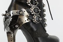Steampunk Shoes / by Indie Fashion Love