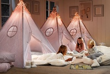 Home Ideas - Playroom / by Camille Burns