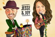 Jesse & Joy / by Luis Rivera
