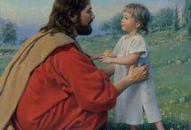 JESUS LOVES ME / by Clara Phillips