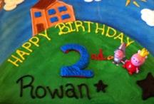 Birthdays / by Karen Rawlings