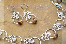 DIY Jewelry - Wire Work  / by Deana Mateo