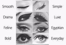 beauty: makeup / by Nenette Alejandria Mayor
