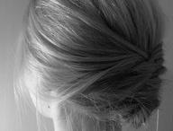 Hollyball hair / by Joy Conner