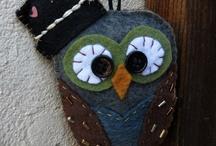 Owl Love / by Sara Garcia