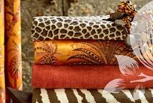 fabric/ wallpaper/rugs / by Colleen Mygatt