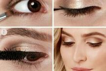 Make-Up Tips / by April White