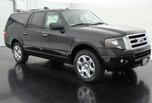 Ford Expedition / by Long McArthur