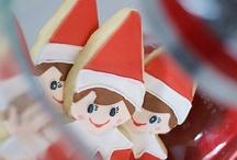 Elf on My Classroom Shelf! / ~ I can still hear the bell ~ / by Carole McIntire