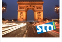 STA travel European Travel Board / by Wendy Rogers