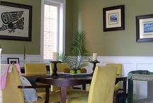 Dining room / by Angel Hillis